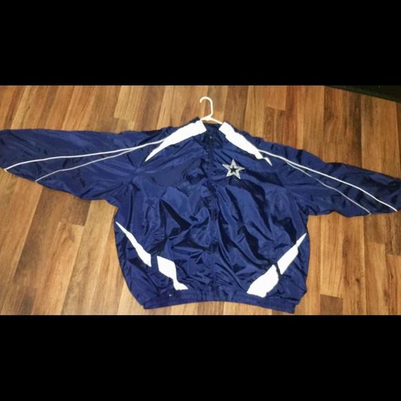 new concept 419af 935d7 5XL Dallas cowboys jacket